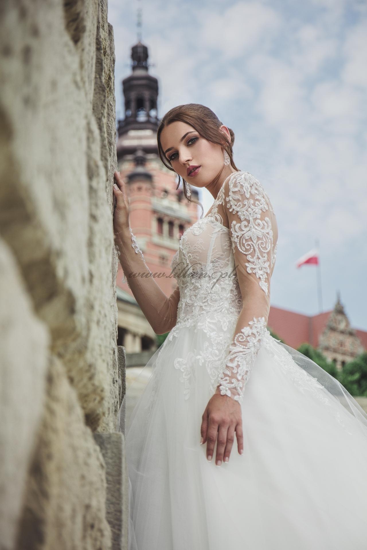 Idealna Suknia ślubna Princeska Bolerka Welony I Inne Dodatki