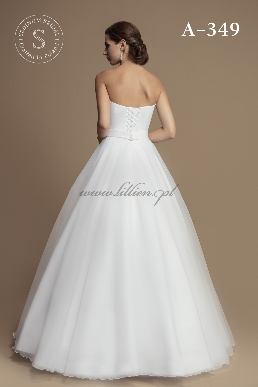 c4724c4cda Suknia ślubna A 349 + bolerko w cenie - Bolerka